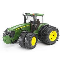 Трактор John Deere с двойными колёсами, Bruder