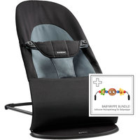 Кресло-шезлонг Balance Soft + игрушка в подарок Baby Bjorn