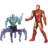 Мини-фигурки Мстителей, Marvel Heroes, B0423/B1482 Hasbro