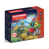 Магнитный конструктор Mini Tank, MAGFORMERS