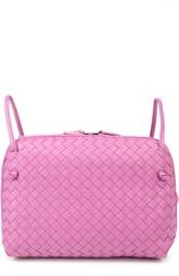 Кожаная сумка с зеркалом Bottega Veneta