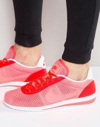 Кроссовки Nike Cortez Ultra Breathe 833128-800 - Оранжевый
