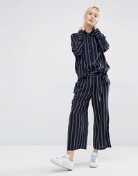 Свободная юбка-брюки в полоску Gestuz Sus - Мульти
