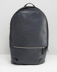 Кожаный рюкзак Royal RepubliQ Encore - Темно-синий