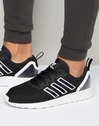 Черные кроссовки adidas Originals ZX Flux ADV S79005 - Черный