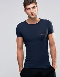 Набор из 2 эластичных футболок Emporio Armani - Мульти