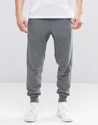 Суженные книзу спортивные брюки G‑Star - Gs grey htr