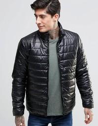 Стеганая куртка Only & Sons - Черный