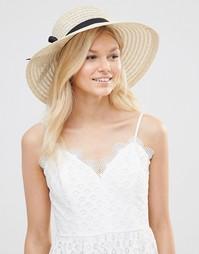 Соломенная шляпа 7X - Кремовый