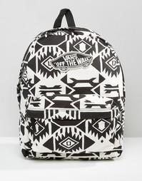 Монохромный рюкзак Vans Realm - Цветной
