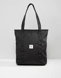 Черная сумка-тоут Vans - Черный