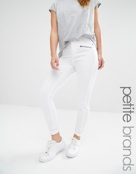 Облегающие джинсы Vero Moda Petite - Белый