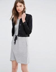 Джинсовая куртка Cheap Monday Vital - Rinse black