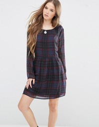 Платье в клетку Pepe Jeans - Мульти 0aa