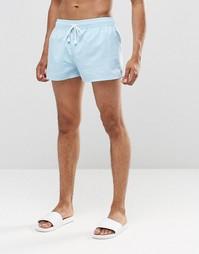 Комбинируемые короткие шорты Ringspun - Синий