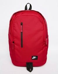 Красный рюкзак Nike All Access Fullfare BA4857-620 - Красный