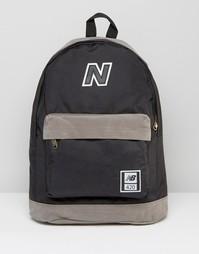 Черный рюкзак New Balance 420 - Синий