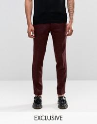 Узкие брюки Noak - Burgundy