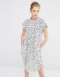 Платье с цветочным принтом Y.A.S Tall