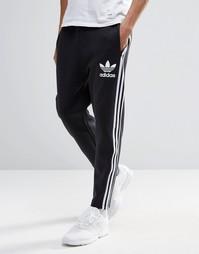 Джоггеры длиной 7/8 adidas Originals Adicolour B10722 - Черный