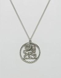 Ожерелье с подвеской Lovebullets - Серебряный