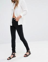 Облегающие джинсы с завышенной талией J.D.Y - Черный JDY