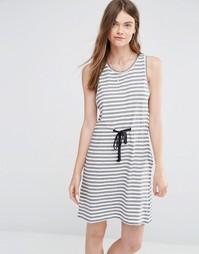Платье Cheap Monday Collapse - Грязно-белый