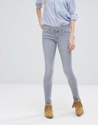 Зауженные джинсы Pepe Jeans Lola 30 - 10oz vacuum seal gre