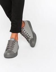 Низкие кроссовки на шнуровке Blink - Pewter