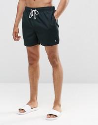 Комбинируемые шорты средней длины Ringspun - Черный