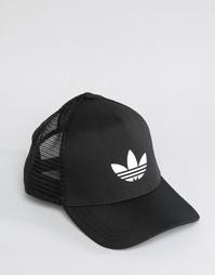Черная кепка adidas Originals AJ8954 - Черный
