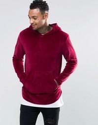 Велюровый свитер Kubban - Фиолетовый