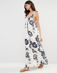 Платье макси Flynn Skye Ella - Мульти