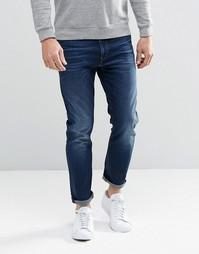 Темные потертые узкие джинсы G-Star Arc 3D - Темный состаренный