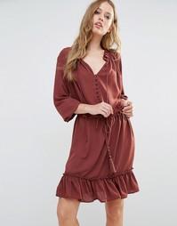 Платье с длинными рукавами Y.A.S Osha - Андорра