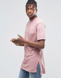 Футболка Hand Of God - Розовый