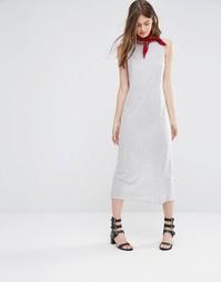 Платье Cheap Monday Also - Серый меланж
