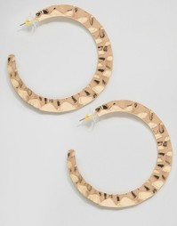 Серьги-кольца ALDO Paese - Золотой