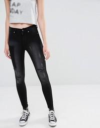 Облегающие джинсы Cheap Monday - Черный Lost Black