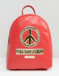 Рюкзак Love Moschino - Красный