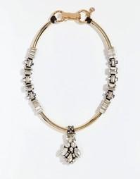 Ожерелье ASOS Nali