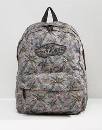 Рюкзак с пальмовым принтом Vans Realm - Цветной