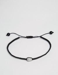 Черный браслет Lovebullets - Черный