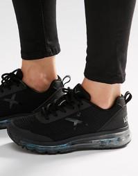 Кроссовки со светящейся подошвой Wize & Ope Xrun - Черный