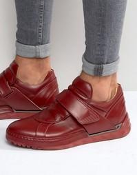 Кроссовки с ремешком Diesel Studzzer - Красный