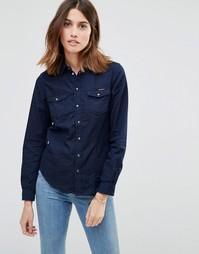 Джинсовая рубашка Pepe Jeans Rosie - Темно-синий