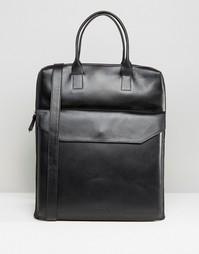 Кожаная сумка-тоут Royal RepubliQ - Черный