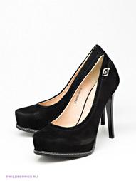 Черные Туфли RESSONNY