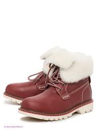 Красные Ботинки Svetski