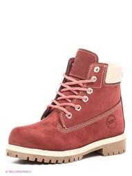 Красные Ботинки Grand Style